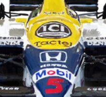 Williams F1 FW11 - 1987 Sticker