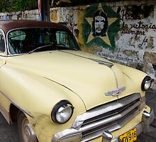Cuban Chevrolet by gleadston