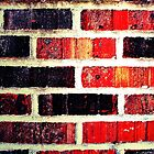 Brick Wall by Lina