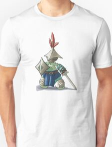 Final Fantasy - Cacturne Duelist T-Shirt
