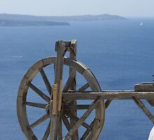 Old Hoist by Francis Drake