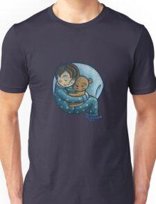 Sleeping Unisex T-Shirt