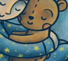 Sleeping Sticker
