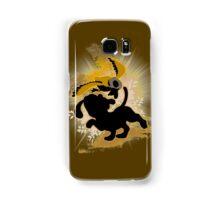 Super Smash Bros. Brown Duck Hunt Dog Silhouette Samsung Galaxy Case/Skin