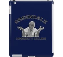 Greendale Community College - Dean Pelton iPad Case/Skin