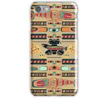 Seamless Totem iPhone Case/Skin