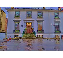 Abbey Road Recording Studios Photographic Print