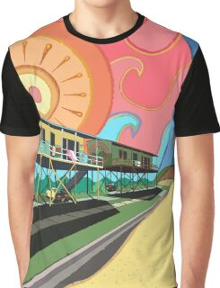 Guantanamo Avenue Graphic T-Shirt