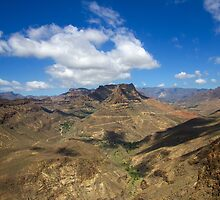 Gran Canaria by gleadston