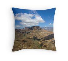 Gran Canaria Throw Pillow