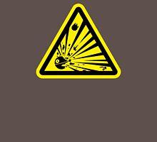 Danger Explosive Battle Station Unisex T-Shirt