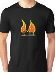 Naked Flames Unisex T-Shirt