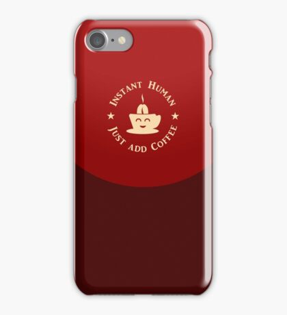 Instant Human VRS2 iPhone Case/Skin