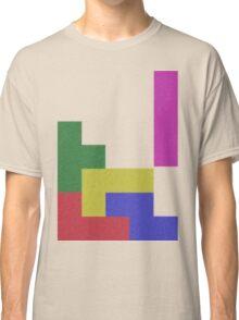Blocks, Blocks, Blocks Classic T-Shirt
