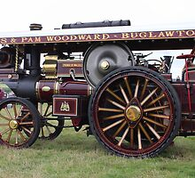Steam Engine by Blayde666