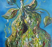 Pair of Pears by EloiseArt