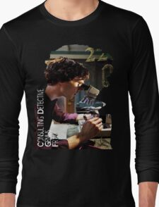 Sherlock - Consulting Detective Long Sleeve T-Shirt