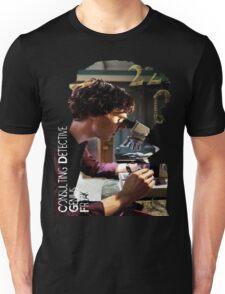 Sherlock - Consulting Detective Unisex T-Shirt