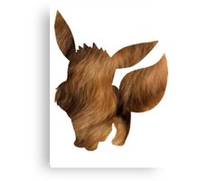 Eevee used Tail Whip Canvas Print