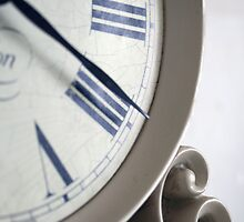 Clock by Maxine Collins