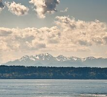 View from Discovery Park by Jaime Pharr