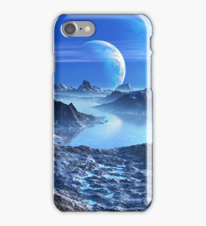 Fisherman's Lake iPhone Case/Skin