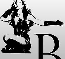 Queen B - Beyonce superbowl XLVII Performance by AstroNance