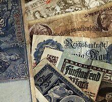Old German money by Falko Follert