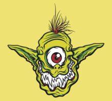Cyclops Monster Baby Tee