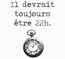 Il devrait toujours être 22h. by MrPaulin