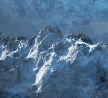 The Glacier Peek Sticker