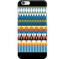 If the Simpsons where Aztec iPhone Case/Skin
