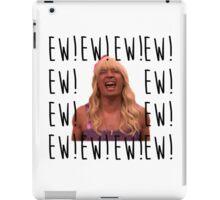 Sara Says Ew!  iPad Case/Skin
