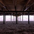 Under the Pier by MarkElsworthPic