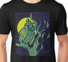 Owl Night Unisex T-Shirt