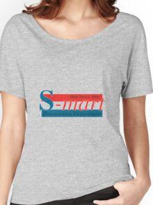 S-Mart Women's Relaxed Fit T-Shirt