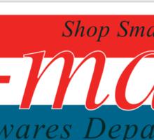 S-Mart Sticker
