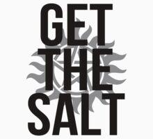 Get the Salt!  by PhantomKat813