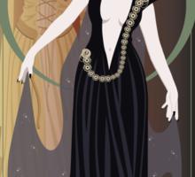 Dark Lili Nouveau - Legend Sticker