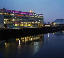 BBC, Glasgow by ElsT
