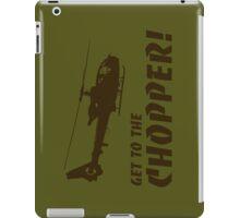 Get to the Chopper iPad Case/Skin