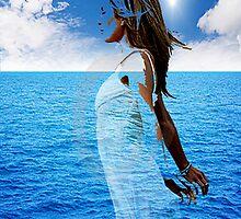 Lady of The lake by John Ryan