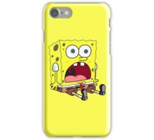 Surprised Spongebob iPhone Case/Skin