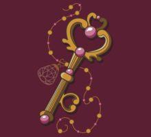 Chibiusa Time Key - Sailor Moon T-Shirt