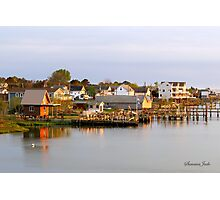 Island Living ~ Downhome Charm Photographic Print