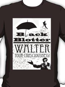 Black Blotter T-Shirt