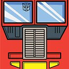 Transformers - Optimus Prime by CptnLaserBeam