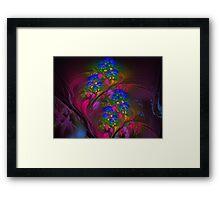 Sweet Berries Framed Print