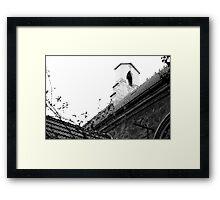 Church is †he New White II Framed Print