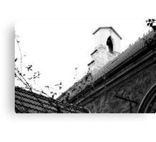 Church is †he New White II Canvas Print